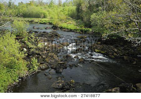 Río de Caragh superior