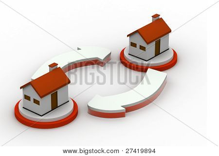 Exchanging Houses
