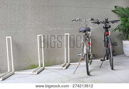 A New And Old Bicycle