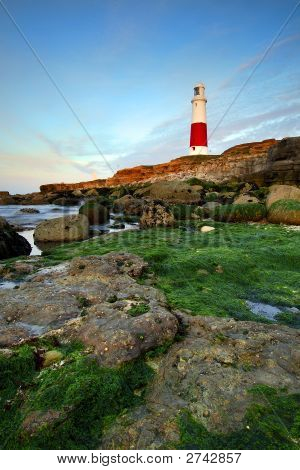 Dawn At Portland Bill