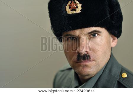 Soviet Military Officer