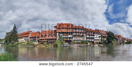 Little Venice District, Bamberg, Germany