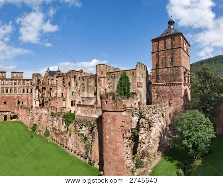 Heidelberg Schloss Castle, Germany