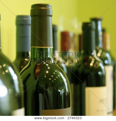 Botellas de Wne