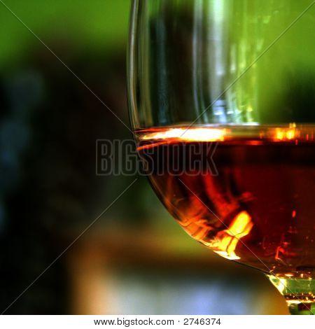 Glas de vino