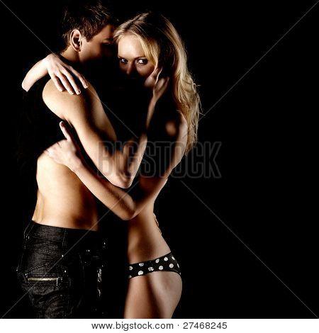 Passion couple