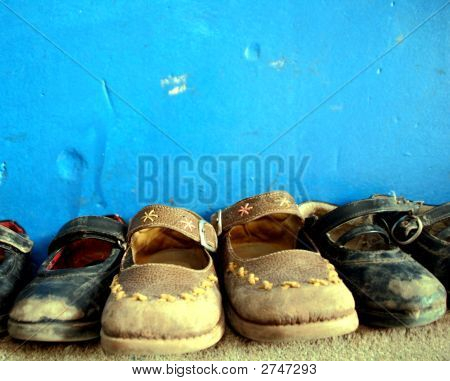 Shoes Of Children