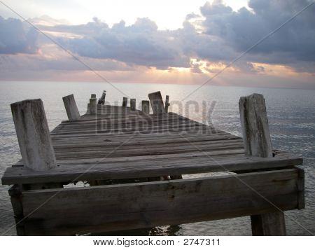 Sunrise  Dock