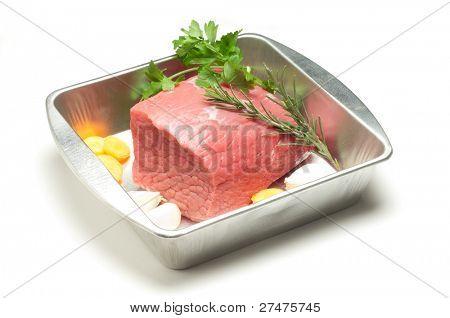 beef on casserole