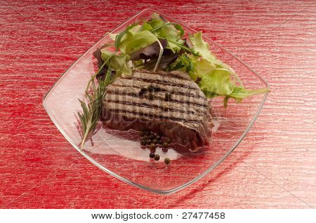 grilled tenderloin