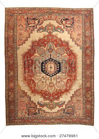 ancient iranian carpet
