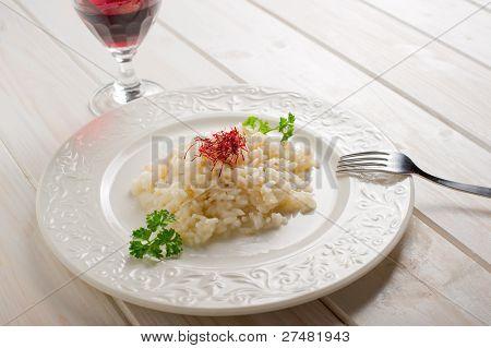 arroz con azafrán natural pistilo
