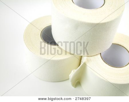 Sports Tape Pyramid