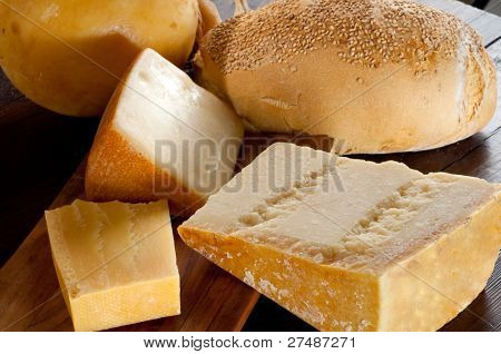 mix italian cheese
