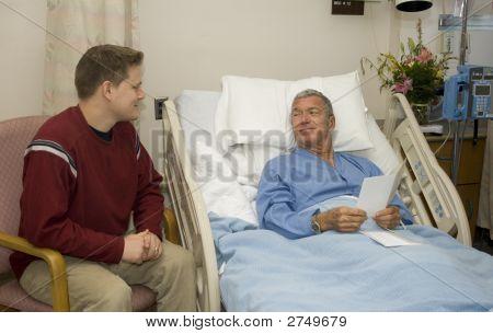 Visitas de hospital