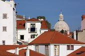 Portugal, Lisbon, The restored historical Alfama quarter