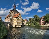 picture of regnitz  - Altes Rathaus  - JPG