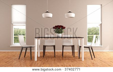 Modern Dininig Room