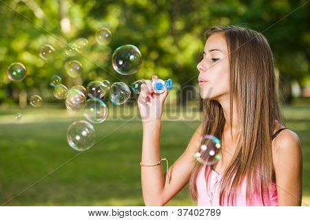 Cute Bubble Blower.