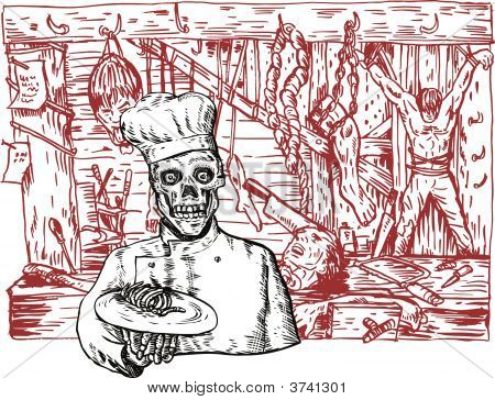 Dungeon Room Cook