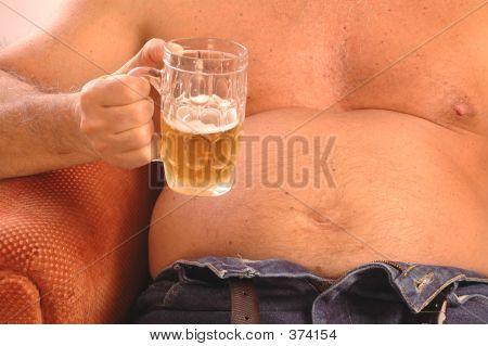 Bebedor de cerveza 377