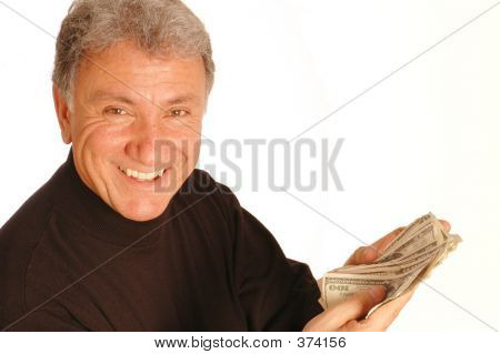 Man With Money 163