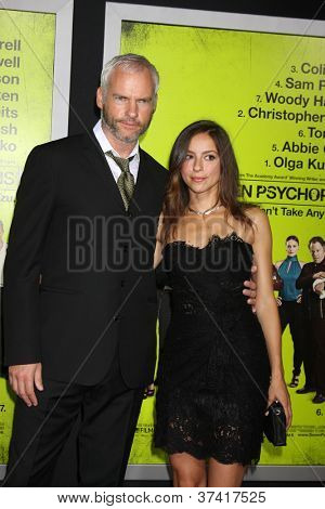 """LOS ANGELES - OCT 30:  Martin McDonagh  at the """"Seven Psychopaths"""" Premiere at Bruin Theater on October 30, 2012 in Westwood, CA"""