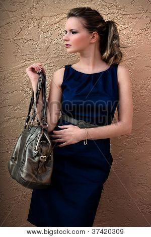 Rich Fashion Woman
