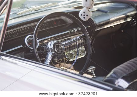 White Chevy Impala Ss Interior