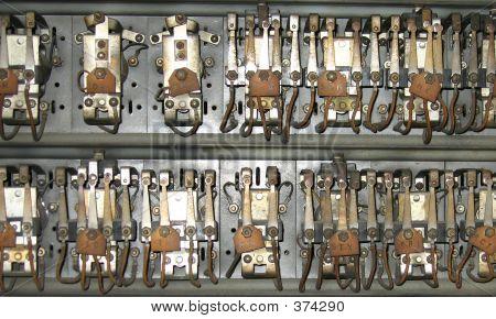 Interruptores de ascensor