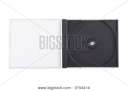 Empty Dvd Case