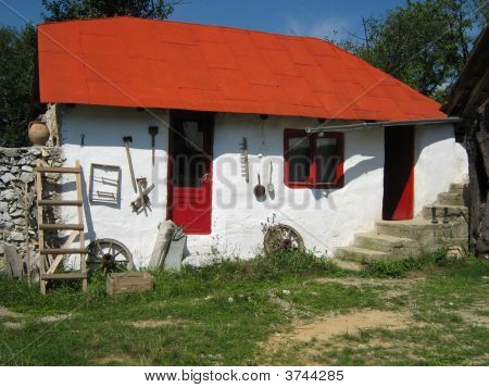 Specific Romanian House
