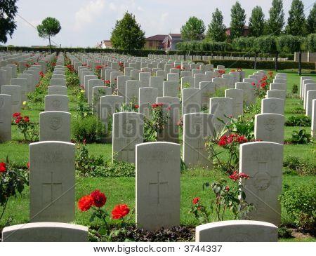 WWII Graveyard