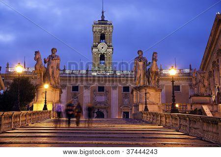 Comune Roma Gabinetto Sindaco