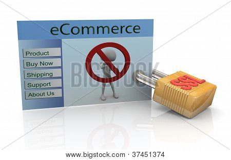 Concept Of Secure Ecommerce