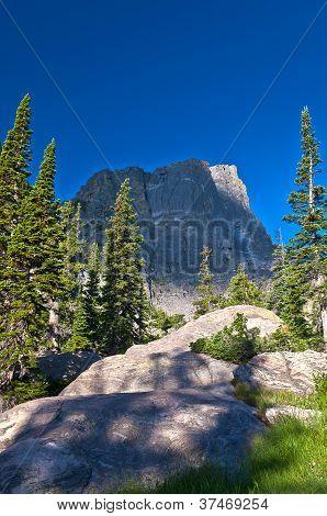 Hallet Mountain