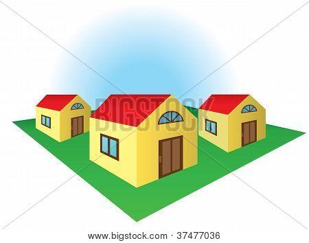 Houses On The Corner