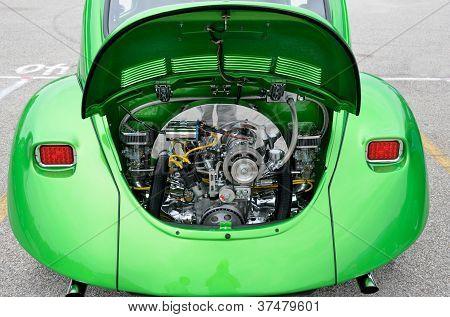 klassische 1972 Volkswagen Käfer