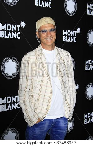 LOS ANGELES - OCT 2: Jimmy Iovine at the Montblanc 2012 Montblanc De La Culture Arts Gala honoring Quincy Jones at Chateau Marmont on October 2, 2012 in Los Angeles, California