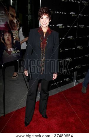 LOS ANGELES - OCT 2:  Carolyn Hennessy arrives at the