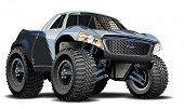 stock photo of  jeep  - Vector Cartoon Buggy - JPG