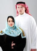pic of soulmate  - Arabic couple - JPG