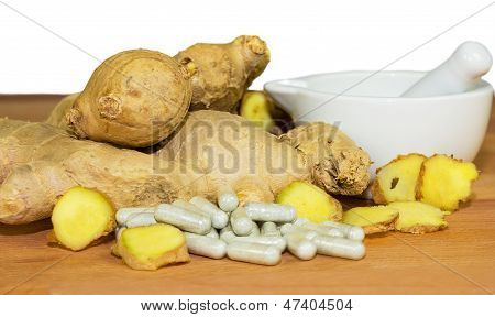 Fresh Root Ginger