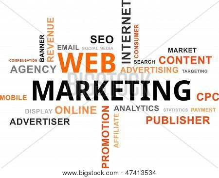La palabra nube - Web Marketing