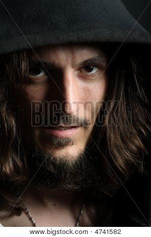 Portrait Of Handsome Guy
