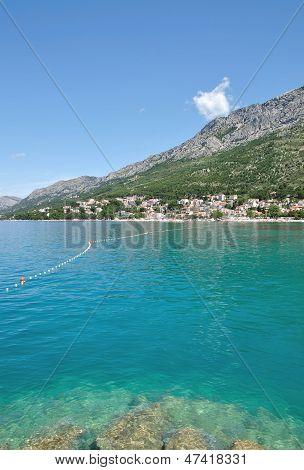 Baska Voda,Makarska Riviera,Croatia