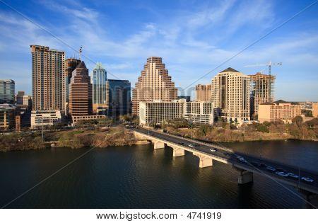 Austin Texas Innenstadt