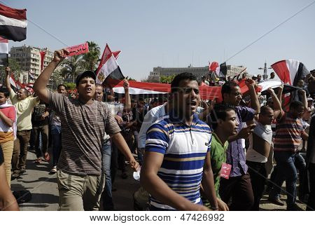 30 June Protests Against Morsi & Muslim Brotherhood