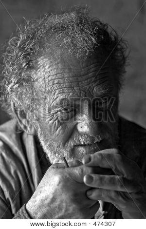 Wrinkly Man