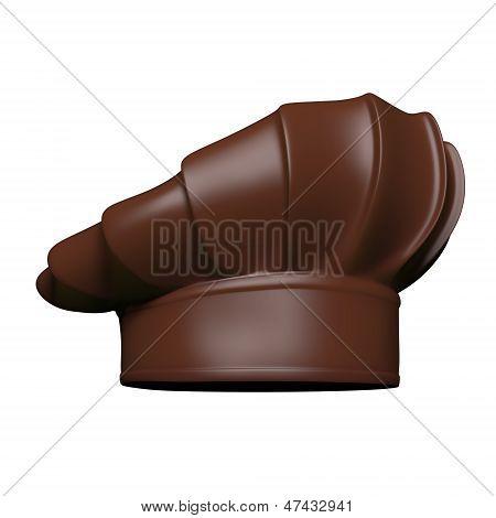 Chocolate Chef Hat